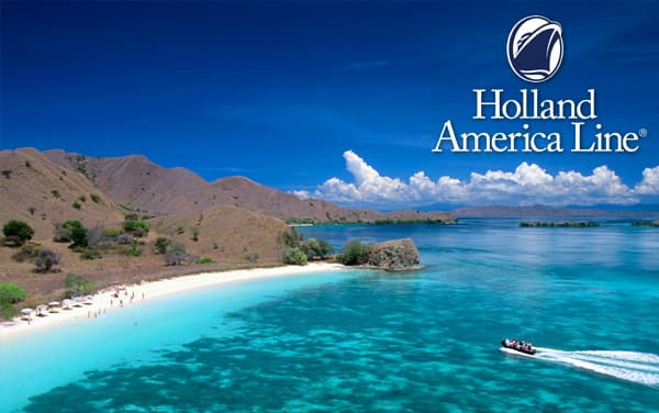Holland America Asia cruises from $949*