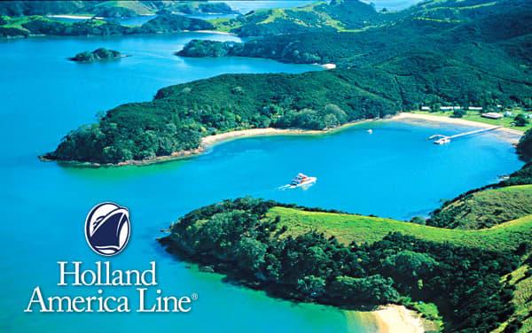 Holland America Australia & New Zealand cruises from $1,999*