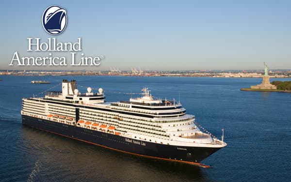 Holland America Canada & New England cruises from $999*