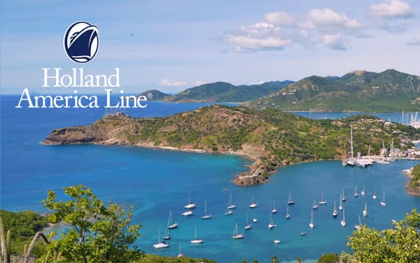 Holland America Eastern Caribbean cruises from $1,099*