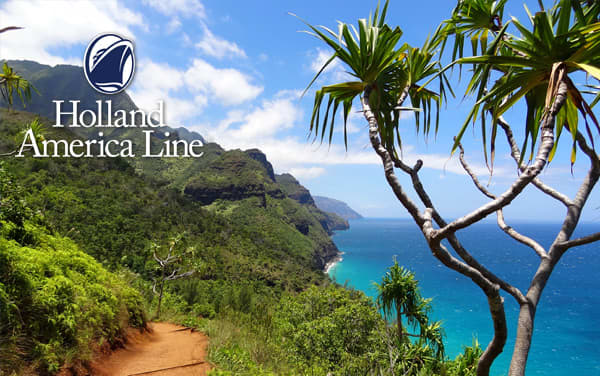 Holland America Hawaii cruises from $2,349*