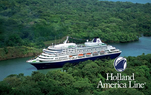Holland America Panama Canal cruises from $2,149*