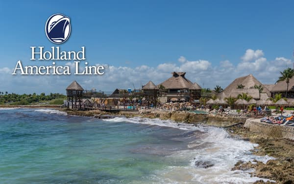 Holland America Western Caribbean cruises from $799*
