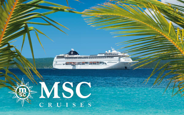 MSC Cruises Caribbean cruises from $599*