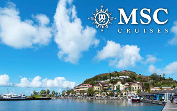 MSC Cruises Eastern Caribbean cruises from $329*