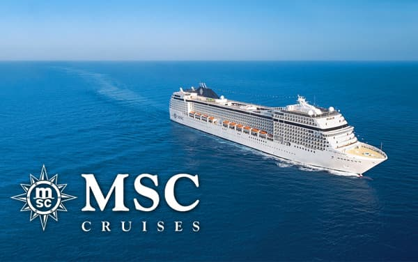 MSC Cruises World cruises from $4,899*