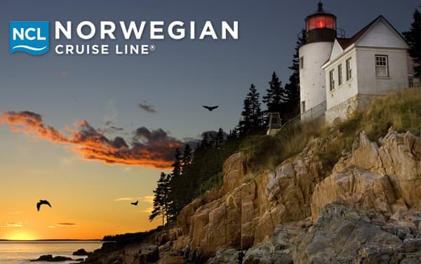 Norwegian Cruise Line Canada/New England cruises from $269*