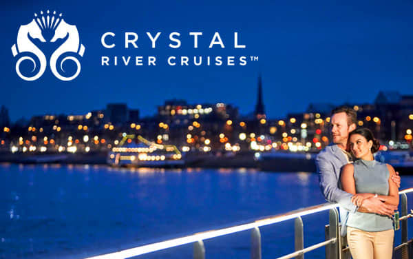Crystal Europe river cruises from $2,843*