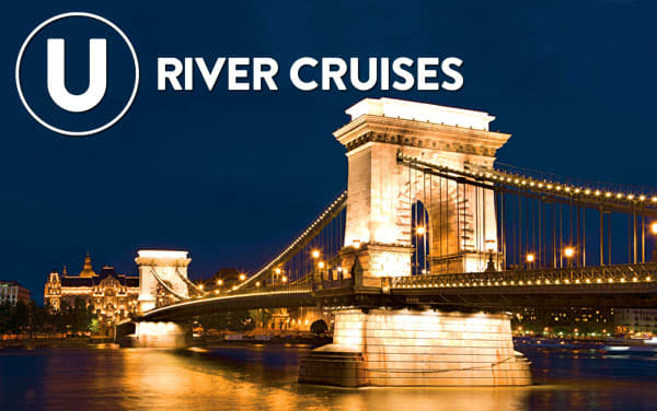 U River Cruises Europe cruises from $3,189*