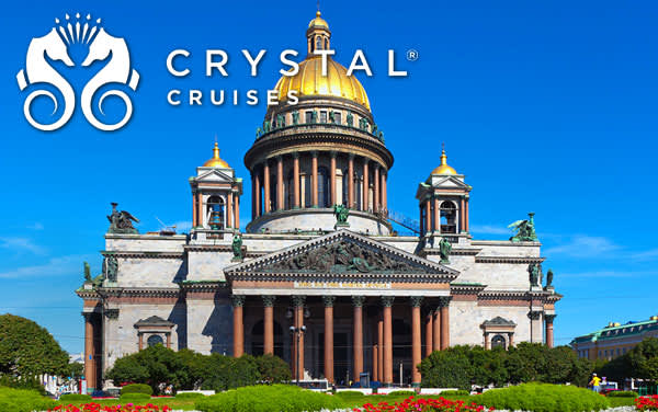 Crystal Northern European cruises from $3,399*