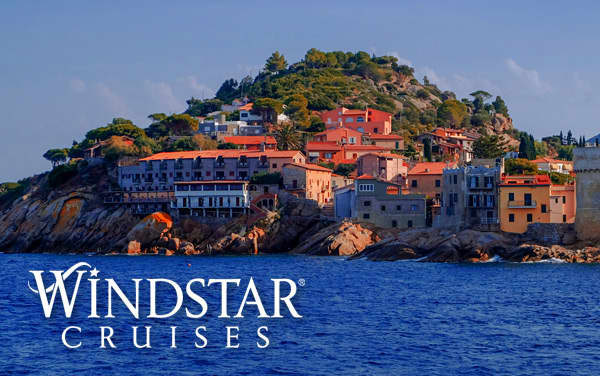 Windstar Mediterranean cruises from $2,499*
