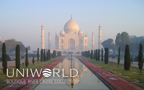 Uniworld India cruises from $7,389*