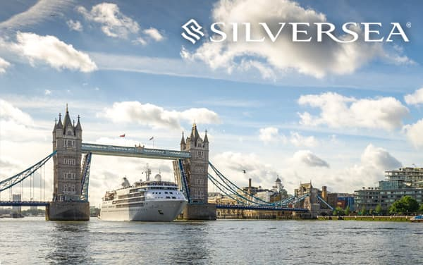 Silversea World cruises from $4,680*