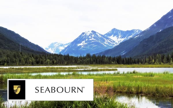 Seabourn Alaska cruises from $3,899*