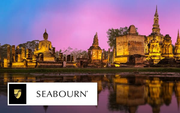 Seabourn India cruises from $2,499*
