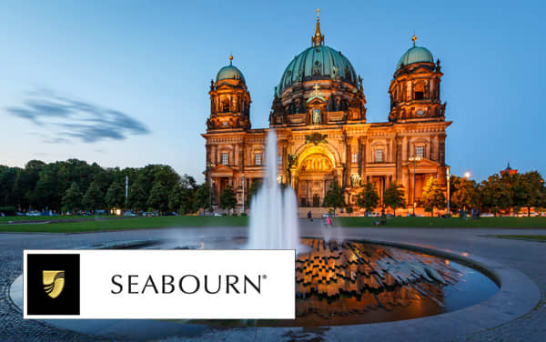 Seabourn Northern Europe cruises from $4,999*
