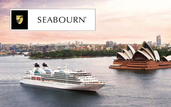 Seabourn World cruises from $6,499*