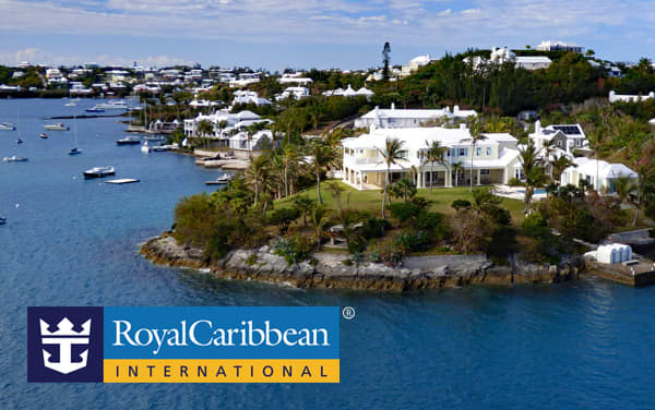 Royal Caribbean Bermuda cruises from $418.50*