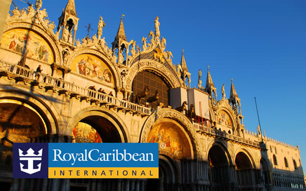Royal Caribbean Mediterranean cruises from $489*