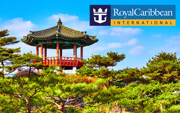 Royal Caribbean Asia cruises from $233.50*