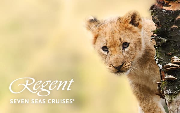 Regent Seven Seas Africa cruises from $15,199*