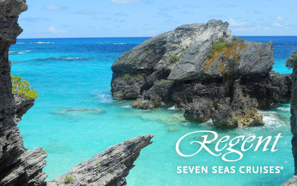 Regent Seven Seas Bermuda cruises from $5,299*