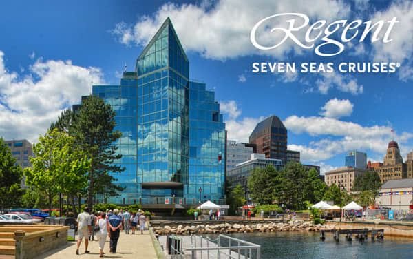 Regent Seven Seas Canada & New England cruises from $5,299*