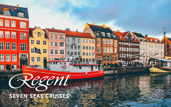 Regent Seven Seas Northern Europe cruises from $8,999*