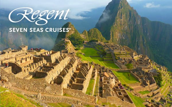 Regent Seven Seas South America cruises from $10,499*