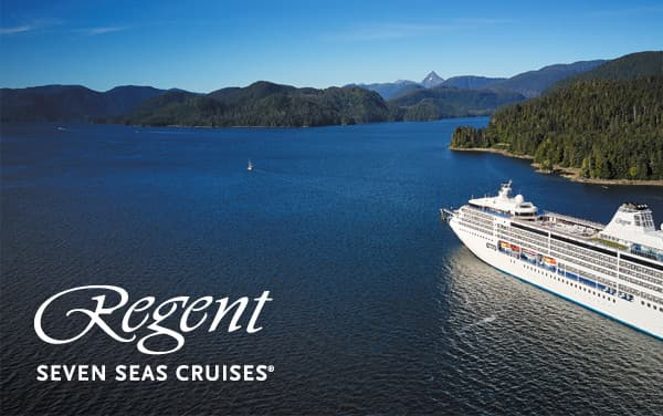 Regent Seven Seas World cruises from $30,999*