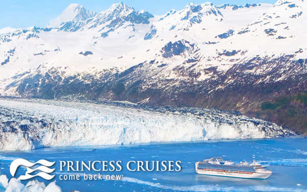 Princess Alaska cruises from $489*