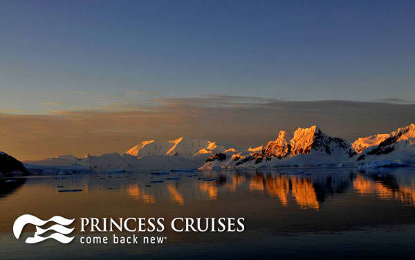 Princess Antarctica cruises from $2,549*
