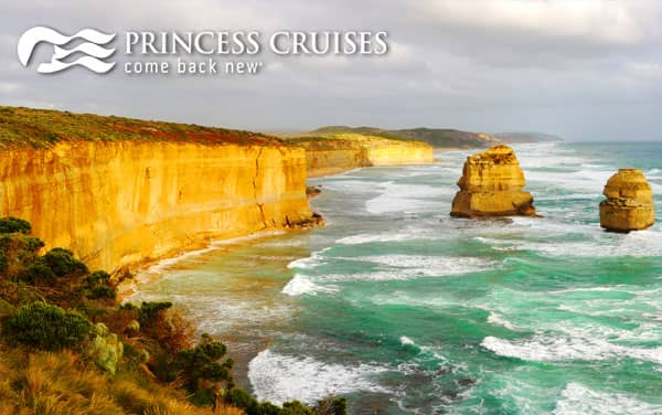 Princess Australia & New Zealand cruises from $99*