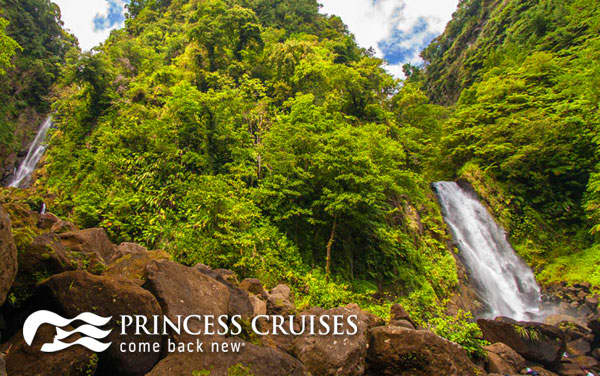 Princess Caribbean cruises from $349*