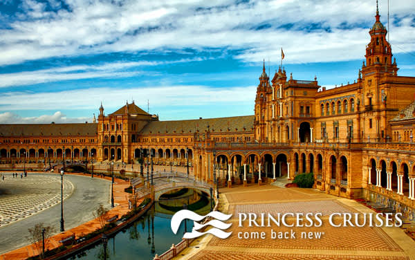 Princess Europe cruises from $739*