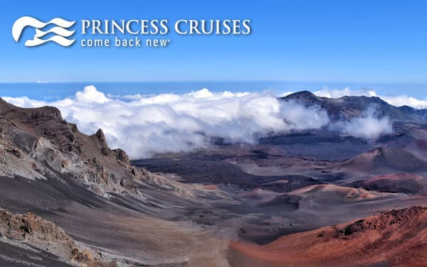 Princess Hawaii cruises from $1,015*