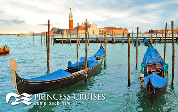Princess Mediterranean cruises from $1,299*
