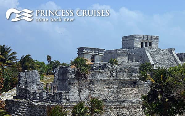 Princess Mexican Riviera cruises from $479*