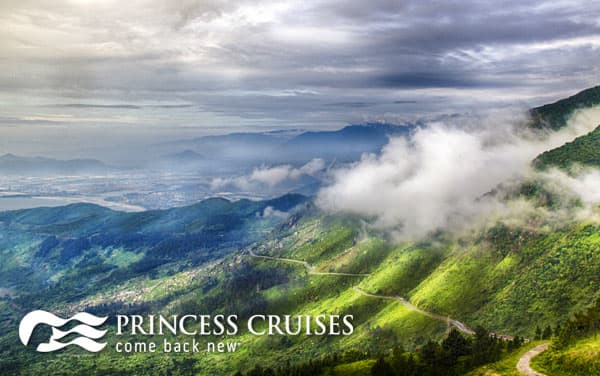 Princess Southeast Asia cruises from $359*