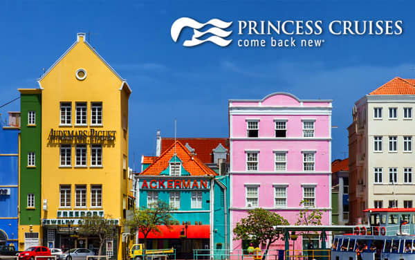 Princess Southern Caribbean cruises from $1,149*