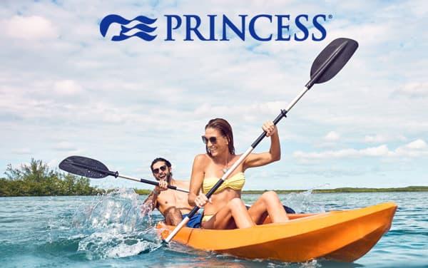 Princess Western Caribbean cruises from $429*