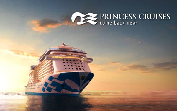 Princess World cruises from $3,219*