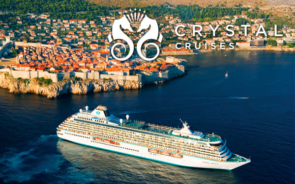Crystal Transpacific cruises