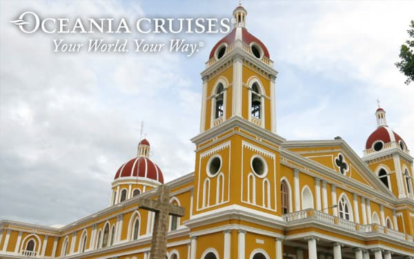 Oceania Panama Canal cruises from $1,649*