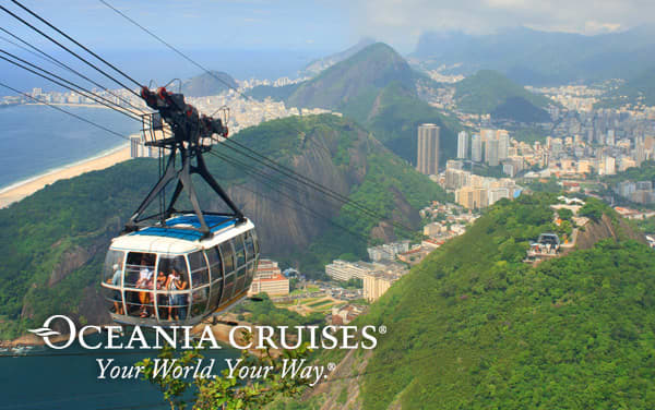 Oceania South America cruises from $3,499*