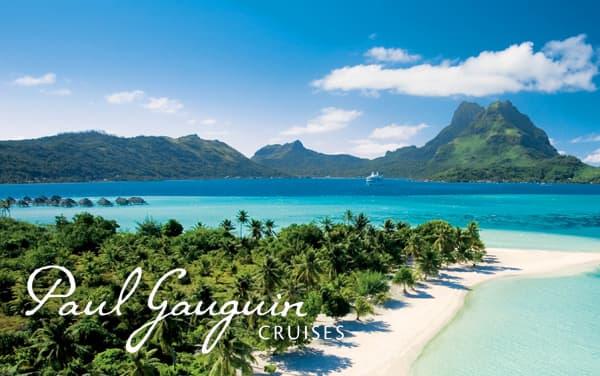 Paul Gauguin South Pacific / Tahiti cruises from $3,664*