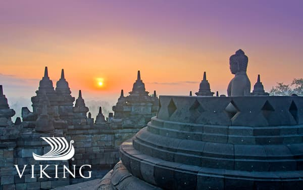 Viking Ocean Asia cruises from $4,299*