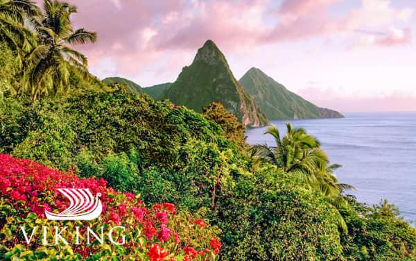 Viking Ocean Caribbean cruises from $3,399*