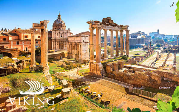 Viking Ocean Europe cruises from $4,599*
