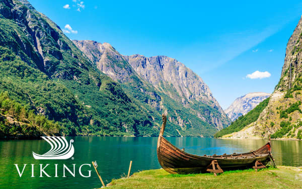 Viking Ocean Northern Europe cruises from $3,299*